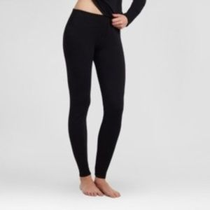 Women Everyday Comfort Thermal Bottom - Black XXL